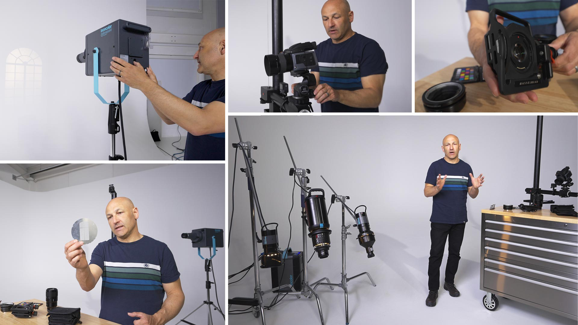 Advanced Studio Kit For Product Photography