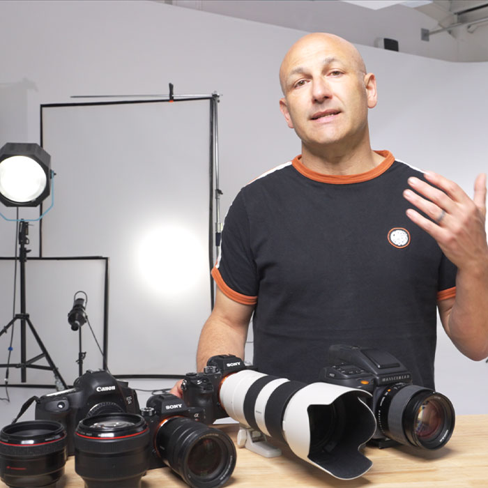 Getting Started in Product Photography