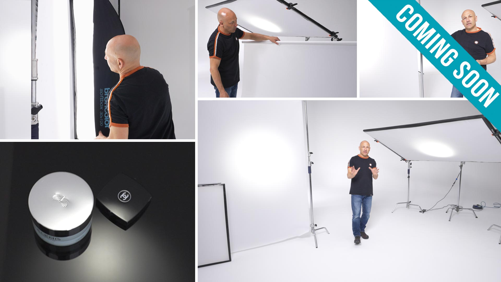 Gradient Lighting For Product Photography