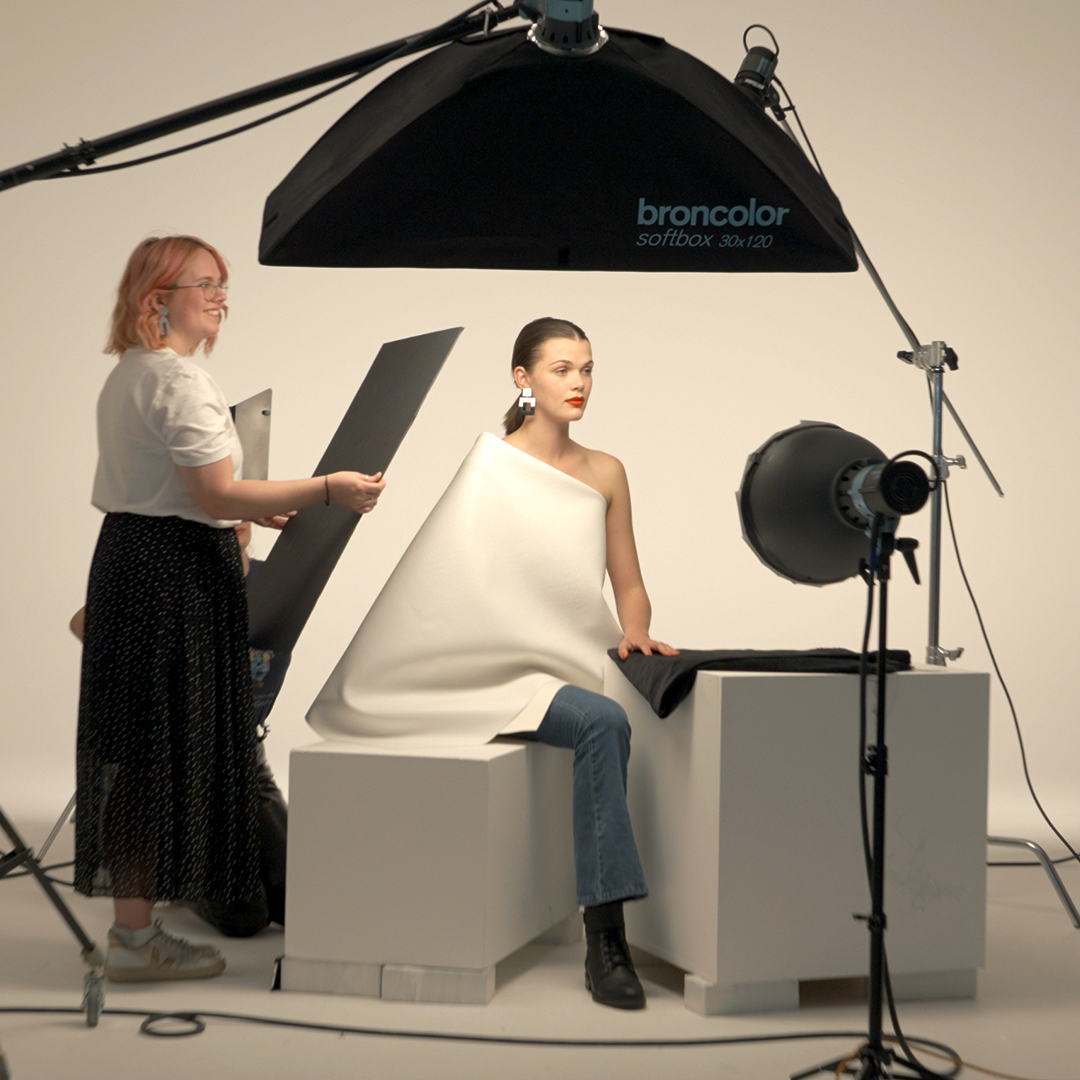 Lighting Modifiers for Fashion Photography