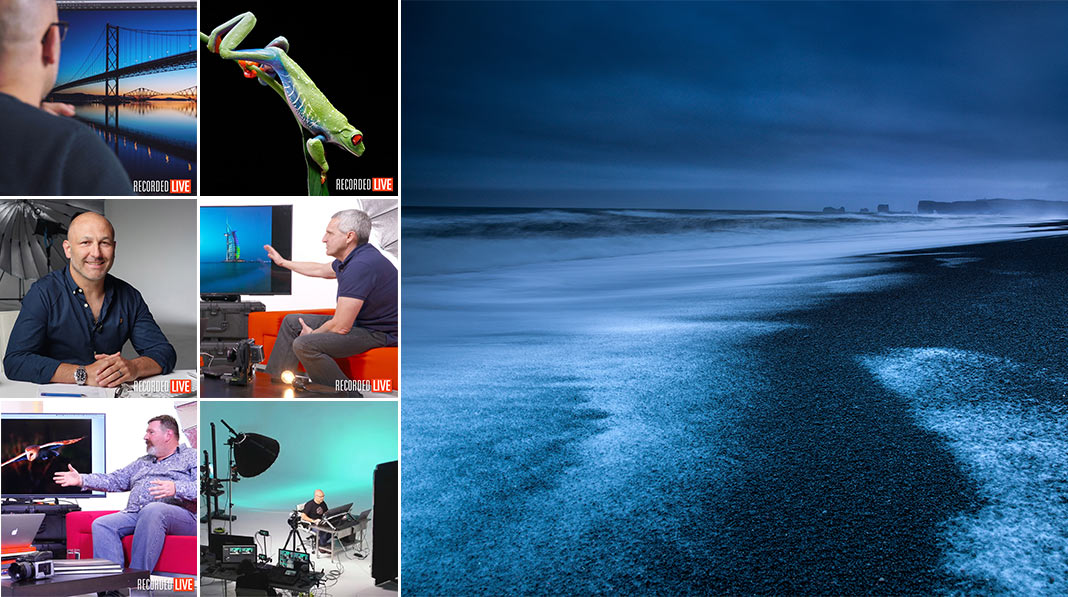 Photography Interviews & Image Critiques On Replay
