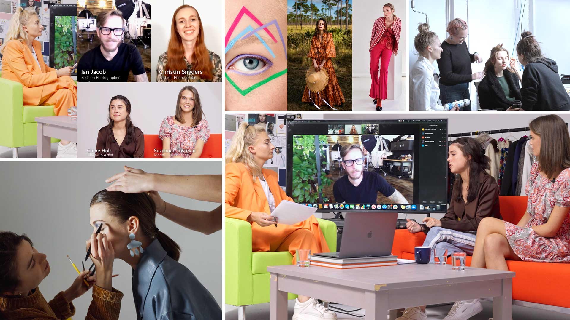 Growing Your Network and Building Your Fashion Photography Portfolio