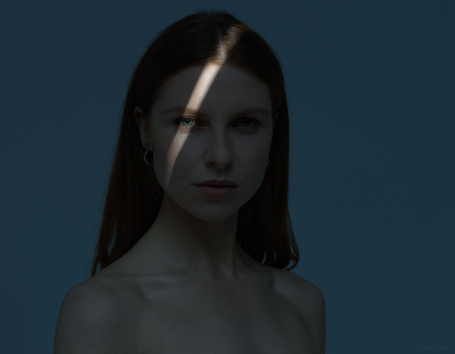 Butterfly lighting shadow photography portrait